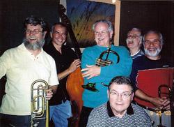 Boneyard Jazz Quintet with Mike Gabriel