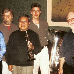 JQ with Joan Hickey, pianist 2002