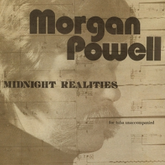 Cover to Midnight Realities publication - 1973