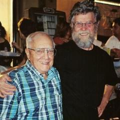 Dan Perrino and Morgan Powell