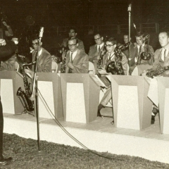 North Texas University Lab Band, Leon Breeden, director ca. 1960