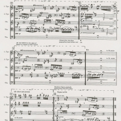Windows for Brass Quintet, 1977 page 3