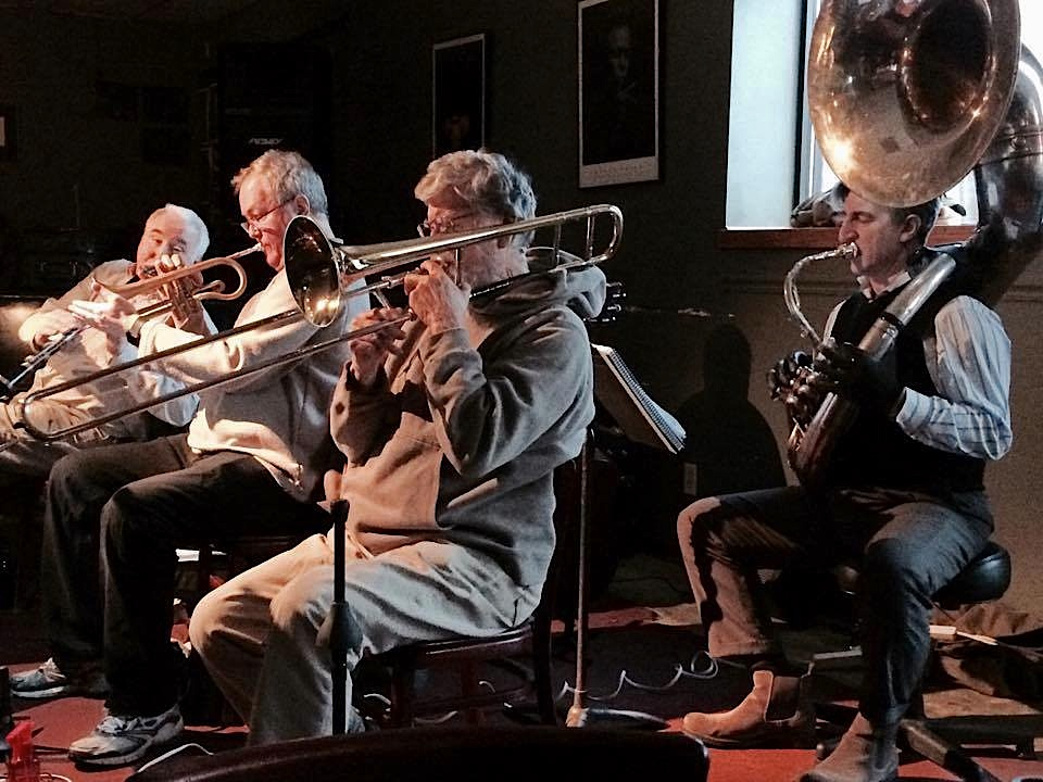Traditional Jazz Orchestra with Dan Anderson